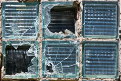 Telha de vidro Fotografia de Stock Royalty Free