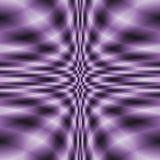 Telha decorativa do teste padrão sem emenda com formas onduladas abstratas Fotografia de Stock