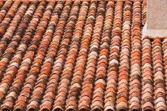 Telha do telhado Fotos de Stock