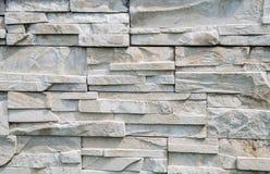 Telha do tijolo em uma parede Fotografia de Stock