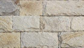 Telha do travertino, cor do material de construção do tijolo Fotografia de Stock