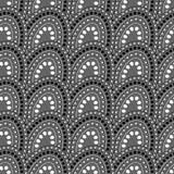 Telha Dot Pattern Fotos de Stock Royalty Free