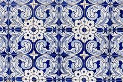 Telha portuguesa tradicional Fotos de Stock Royalty Free