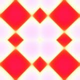 Telha quadrada sem emenda colorida Ilustração do Vetor