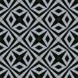 Telha sem emenda da repetição de Rhomb Imagem de Stock