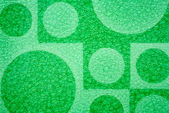Telha verde Fotos de Stock