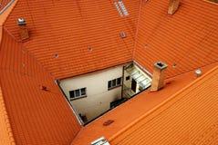 Telhado #1 Imagens de Stock
