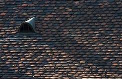 Telhado Fotografia de Stock Royalty Free