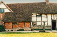Telhado curvado Imagem de Stock Royalty Free
