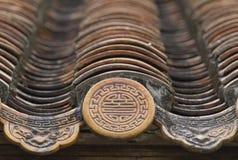 Telhado da argila Imagem de Stock Royalty Free