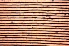 Telhado da argila Fotos de Stock
