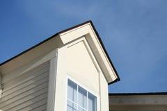 Telhado da casa Imagens de Stock