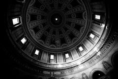 Telhado da catedral Imagem de Stock Royalty Free