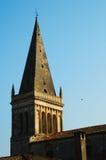 Telhado da igreja católica romana Fotografia de Stock Royalty Free
