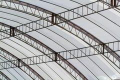 Telhado da lona do estádio Imagens de Stock