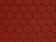 Telhado da telha Fotografia de Stock Royalty Free