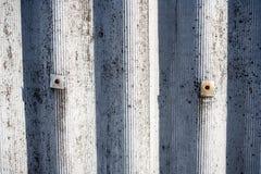 Telhado de ardósia no fundo Fotos de Stock