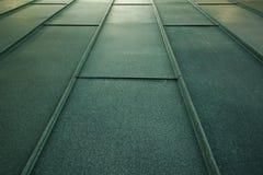 Telhado de cobre Foto de Stock