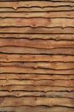 Telhado de madeira Imagem de Stock Royalty Free