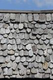 Telhado de madeira Imagens de Stock