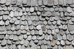 Telhado de madeira Imagem de Stock