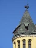 Telhado de Riga velho Fotos de Stock Royalty Free