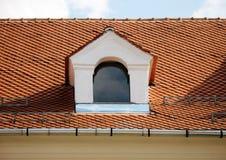 Telhado de telha Imagens de Stock
