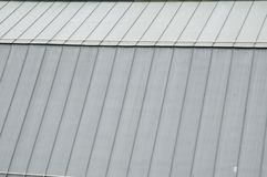 Telhado de um edifício histórico Foto de Stock