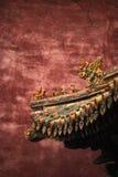 Telhado de um gloriette Fotografia de Stock