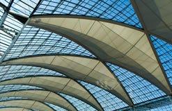 Telhado de vidro Imagem de Stock