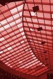 Telhado de vidro Imagem de Stock Royalty Free