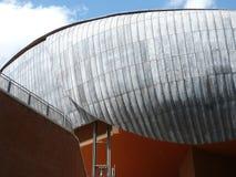 Telhado do auditório, Roma, Itália Fotografia de Stock Royalty Free