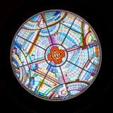 Telhado do círculo Imagens de Stock Royalty Free