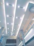 Telhado do edifício moderno Imagem de Stock Royalty Free