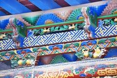Telhado do pagode foto de stock
