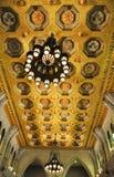 Telhado do Senado do parlamento, Ottawa, Canadá Imagens de Stock