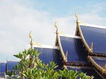 Telhado do templo Foto de Stock