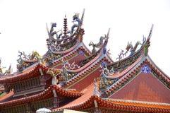 Telhado do templo Imagem de Stock