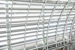 Telhado do vidro da geometria Imagem de Stock