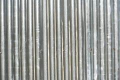 Telhado do zinco Imagens de Stock Royalty Free