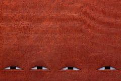 Telhado dos olhos fotografia de stock royalty free
