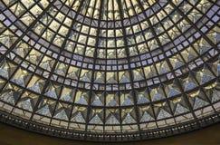 Telhado dos vidros manchados Fotos de Stock Royalty Free