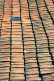 Telhado em Porto, Portugal Imagens de Stock
