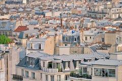 Telhado francês Imagens de Stock
