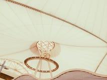 Telhado grande Imagens de Stock Royalty Free