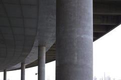 Telhado moderno Fotografia de Stock Royalty Free