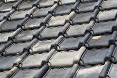 Telhado telhado Imagem de Stock