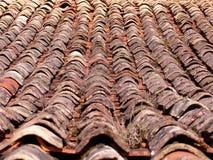 Telhado telhado francês Imagens de Stock Royalty Free
