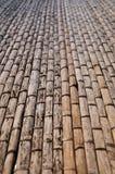 Telhado Thatched Foto de Stock Royalty Free