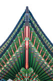 Telhado tradicional coreano Foto de Stock